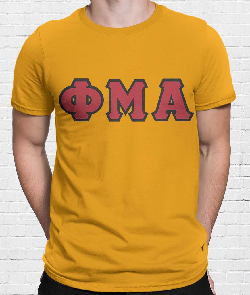 Greek Letter T-Shirt